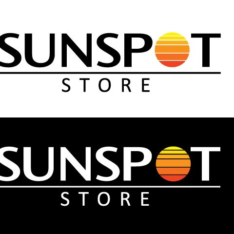 Logodesign SUNSPOT STORE