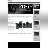 Kampanjdesign webbsida