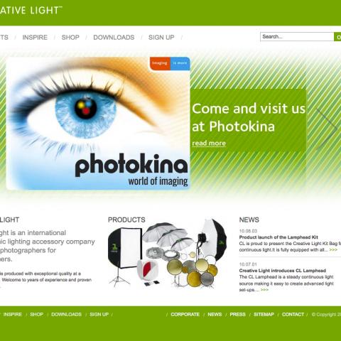 Webbdesign Creative