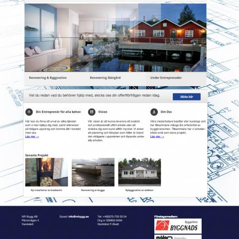 Webbdesign NRBYGG