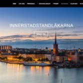 Webbdesign ISTL – Innerstadstandläkarna